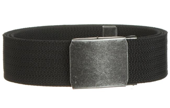 Strait City image  elastic military belt black 4014 ad938b04817