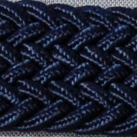 color swatch from the Navy Blue stretch belt