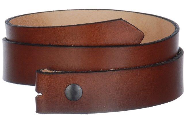 thick brown belt