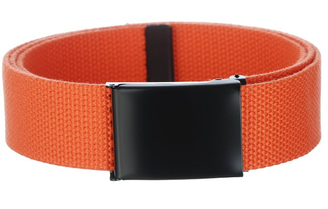 strait city image wide web belt orange 4005