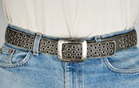Heavy Leather Belts